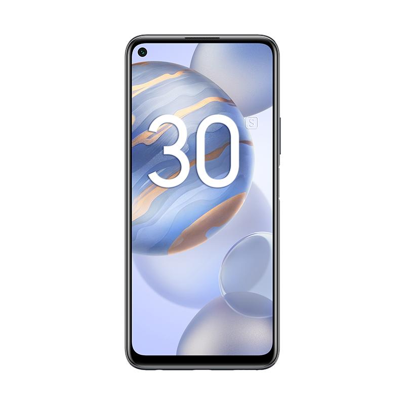 Смартфон HONOR 30S цвет полночный черный