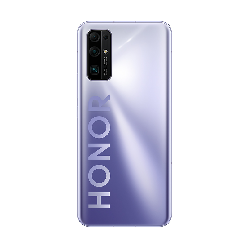HONOR 30 8/256GB Титановый серебристый фото