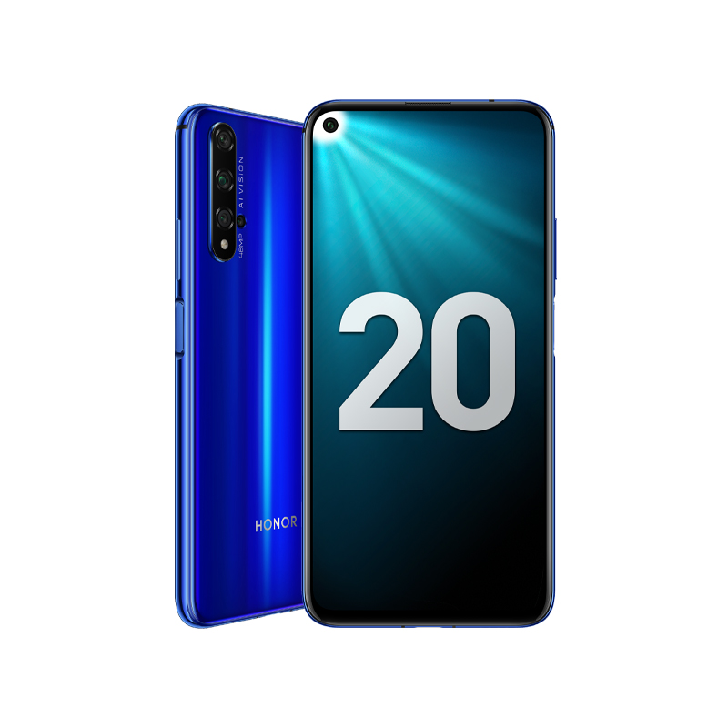 Смартфон Honor 20 6/128GB фото
