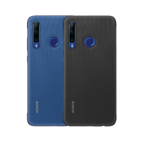 Honor 10i Flip Cover Black