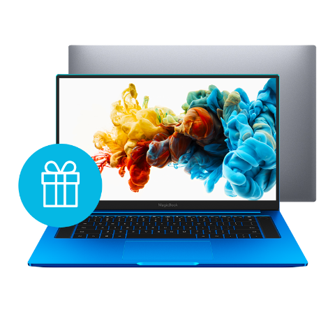 HONOR MagicBook Pro Сапфировый синий