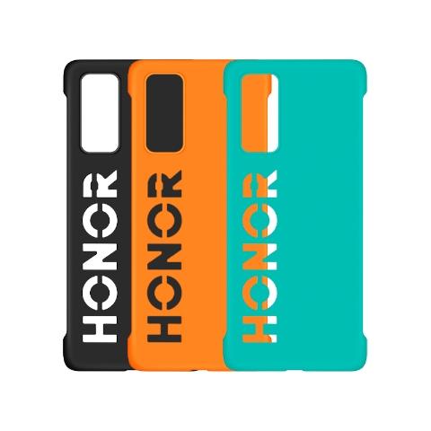 Защитный бампер для HONOR 30 Pro+ Оранжевый