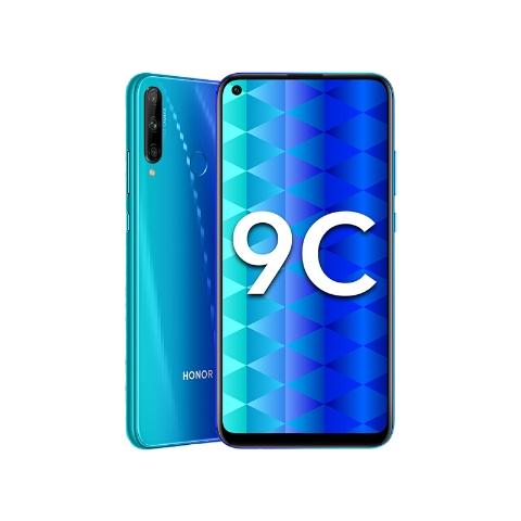HONOR 9C Ярко-голубой